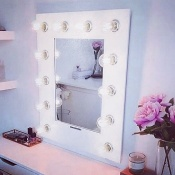 Makeup Mirror & Lights