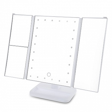 Makeup Mirror LED 1x 2x 3x