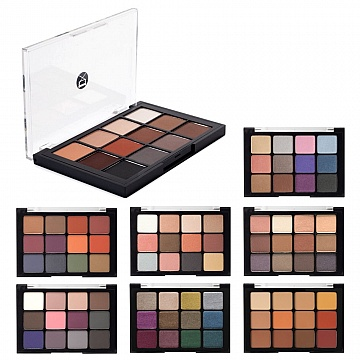 iseart Eyeshadow Palette Europe Sweden Norway Finland Denmark