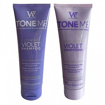 watermans-tone-me-blonde-silver-shampoo-balsam-set