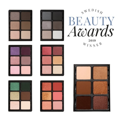 viseart-theory-palette-norge-danmark-europe-suomi-sweden-swedish-beauty-awards-2019