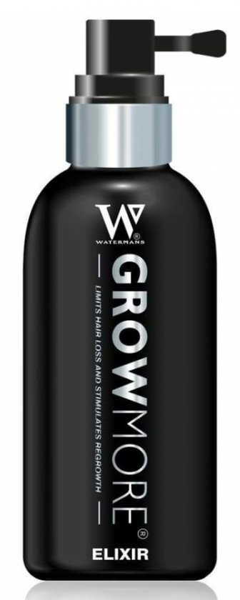 watermans hair growth elixir grow more serum